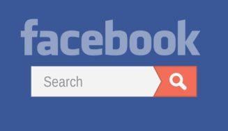 Cara Mencari (Apapun) di facebook