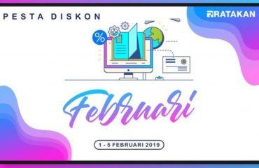 Diskon Februari 2019